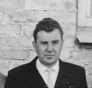 Komunistas Vytautas Silevičius. Dalis nuotraukos. Daryta apie 1962 m.