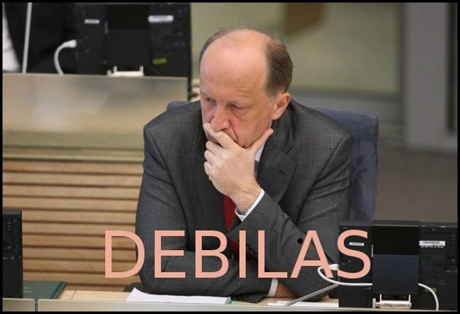 Debilas Andrius Kubilius
