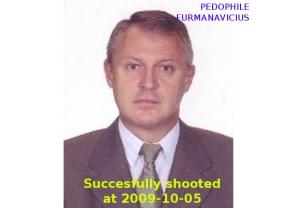 Pedofilas Jonas Furmanavičius