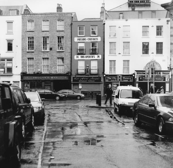 Dublin Lord Edward Street
