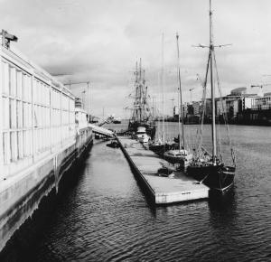 Uostas Dublino centre