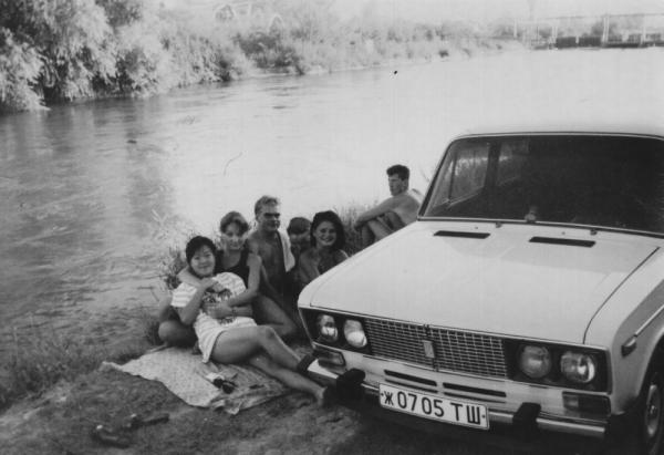 Vasara Uzbekijoje. 1995 metai.
