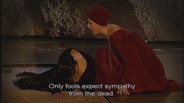 """From Monteverdi's opera """"Il ritorno d'Ulisse di patria"""""""