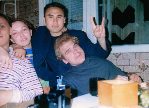 Nikolajus, Katia, Ališeras ir aš