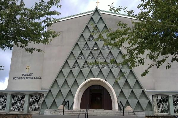 Bažnyčia Rahenio rajone, Dubline